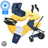 Koelstra Binque Daily Pack - Kinderwagen Compleet - Marine Blauw