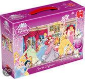 Jumbo Disney Princess - Zoek De Verschillen Puzzel - 48 stuks
