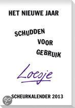 Loesje Scheurkalender 2013