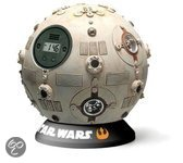Star Wars Off The Wall Wekker