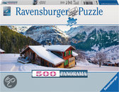 Ravensburger Winterlandschap - Legpuzzel