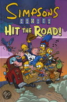 Simpsons Comics Hit the Road