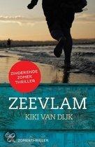 Cover van het boek 'Zeevlam'