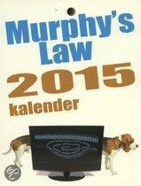 Murphy's Law kalender  / 2015