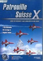 Patrouille Suisse X  (fs X + Fs 2004 Add-On)