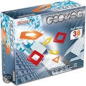 Geomag Panelenspel - 38 Stuks