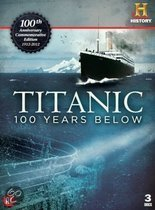 Titanic 100 Years Below Box