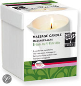 Treets Witte Thee - Massagekaars