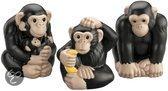 Fisher-Price Fnb Schimpansen-Familie