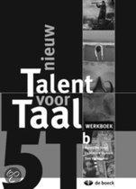 Nieuw talent voor taal tso 5 - werkboek (b-richtingen)
