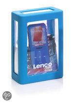 Lenco XEMIO 655 - MP4 speler - 4 GB - Blauw