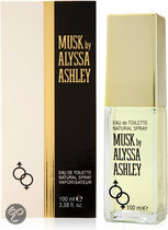 Alyssa Ashley Musk - 100 ml - Eau de Toilette
