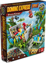 Domino Express Pirate Escape from Prison