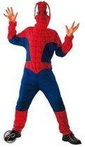 Spinnenheld kostuum voor kinderen 120-130 (7-9 jaar)