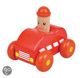 Squeaky Auto - Rood