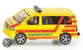 Siku Volkswagen T5 Kinderambulance