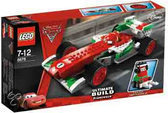 LEGO Cars 2 Ultimate Build Francesco - 8678