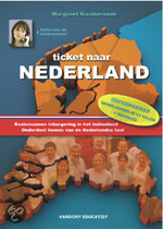Ticket naar Nederland + Audio cd-rom