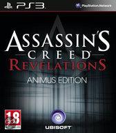 Foto van Assassins Creed: Revelations - Animus Edition
