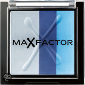 Max Factor Max Colour Effect Trio - 07 Over the Ocean - Blauw - Oogschaduw