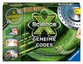 Science X Geheime Codes - Experimenteerdoos