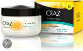 Olaz Essentials Complete SPF 15 Gevoelige Huid - 50 ml - Dagcrème