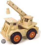 Base Toys Houten Takelwagen