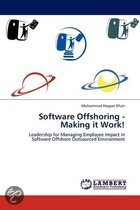 Software Offshoring - Making It Work!