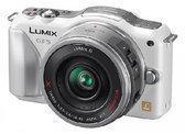 Panasonic Lumix DMC-GF5 14-42mm Powerzoom - Systeemcamera - Wit