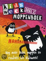 Kidsweek moppenboek - 2: nog meer leuke moppen en raadsels uit kidsweek