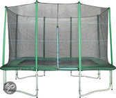 Game on Sport Trampoline Mega Pro 210Set