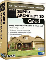 Super Architect 3D V12 - Goud