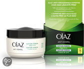 Olaz Anti-Rimpel Nature Fusion SPF 15 - 50 ml - Dagcrème