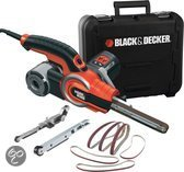 BLACK+DECKER - KA902EK - Powerfile Bandschuurmachine - 12 accessoires