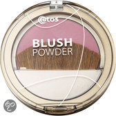 Etos Blush Powder 007 - Roze - Blush