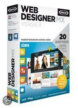 Magix Web Designer MX 8