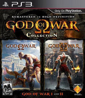 God of War Collection (GoW 1 & 2 on Blu-ray disc)