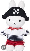 Nijntje Piraat 23cm - Knuffel