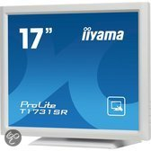 Iiyama&nbsp;T1731SR-W1&nbsp; (Retail, Touchscreen, DVI-D, Sound, Wit)