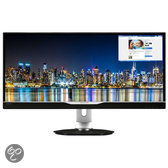 298P4QJEB 29i IPS LED 21/9 2560x1080 2xHDMI+DVI-D & DisplayPort 4xUSB 3.0 built-in speakers Height adjustment Pivot Silver Black