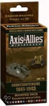 Axis & Allies Miniatures Counter Offensive 1941-1943 Booster