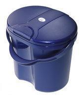 TOP - Luieremmer - Blauw parelmoer