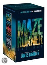 The Maze Runner boxset (1-3)