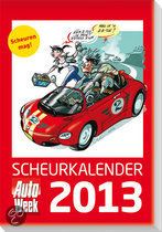Scheurkalender Auto Week 2013