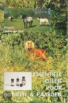 Essentiele olien voor honden en paarden