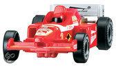Darda Formule 1 Auto - Rood/Wit