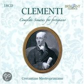 Clementi - Complete Sonates for Fortepiano (18CD)