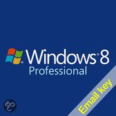 Windows 8 Professional | OEM | 32/64 bits | Download + Licentie | Installatietaal Engels