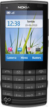 Nokia X3-02.5 - Dark metal