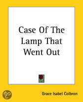 Case Of The Lamp That Went Out